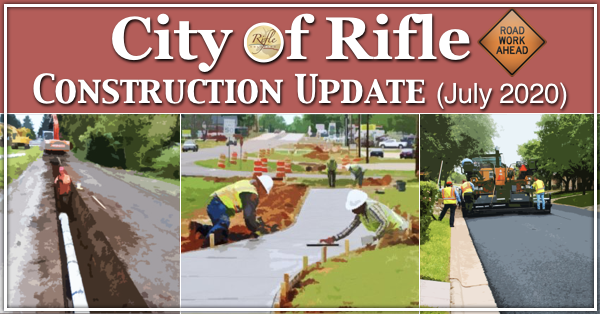 Construction Update - July 2020