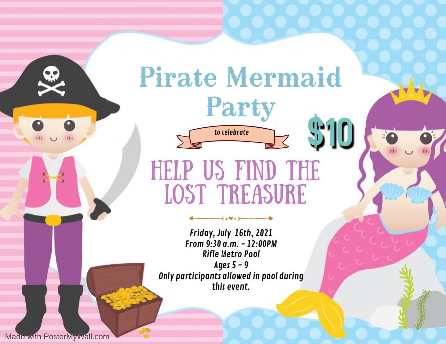 Pirate Mermaid Party 2021 - Made with PosterMyWall (1)