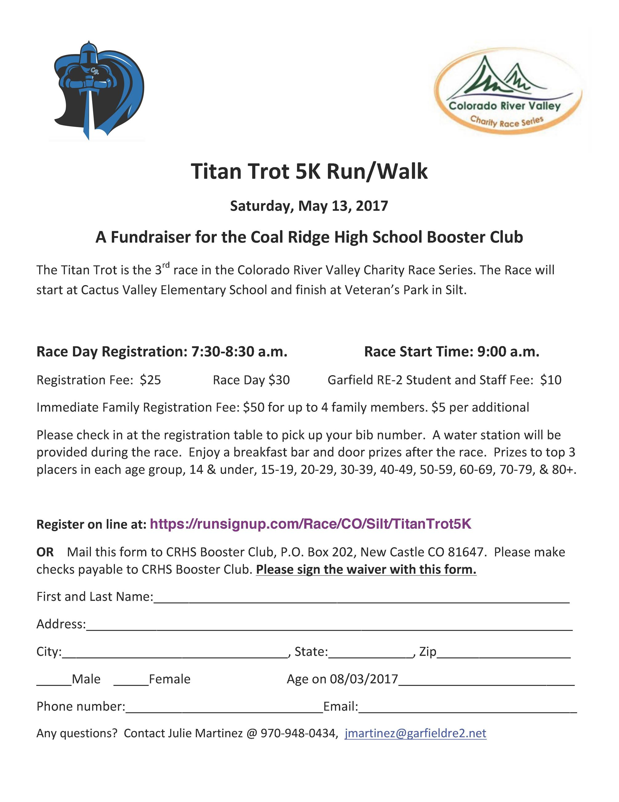 2017 Titan Trot Registration form_Page_1